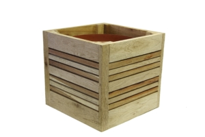 Small range wooden Planter Large