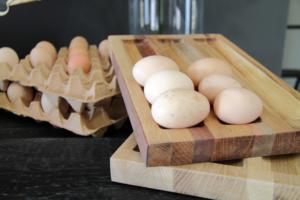 Smalls range wooden board