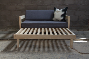 Couch - Nkwana Sleeper Double Open Front