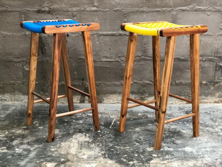 bar stool, home bar, khumbula backless