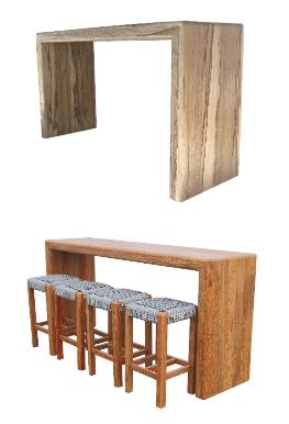 home bar furniture, stark console